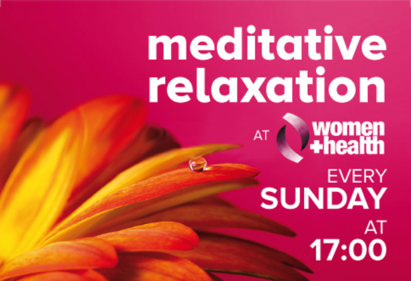 Our Meditative Relaxation Group at Women+Health, London